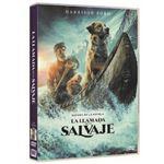 La llamada de lo salvaje - DVD