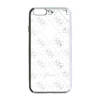 25040a322aa Funda Guess para iPhone 5s / SE plateada - Funda para teléfono móvil ...