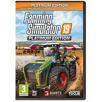 Farming Simulator 19 - Platinum Edition - PC