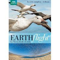Pack Earth Flight: La Tierra desde el cielo Serie Completa - DVD