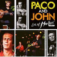 Paco And John Live At Montreux 1987 - Vinilo amarillo