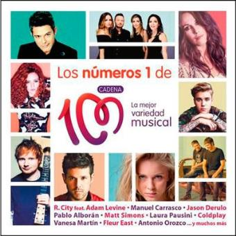 Los números 1 de Cadena 100 (2 CD)