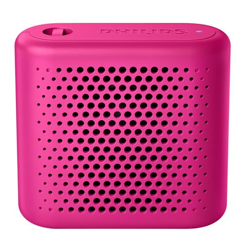 Altavoz Bluetooth Philips BT55 Rosa