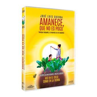 Amanece que no es poco - Ed 30 Aniversario - DVD