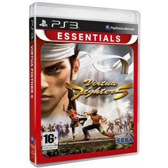 Virtual Fighter 5 Essentials PS3