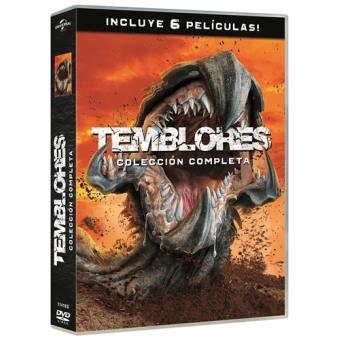 Temblores 1-6 - DVD