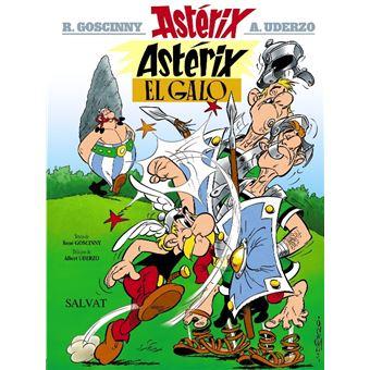 Astérix Nº 1 - Astérix el galo