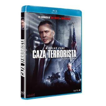 Caza al terrorista - Blu-Ray