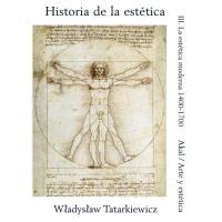 Historia de la estética, vol.3