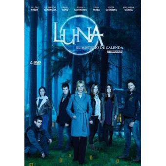Luna el misterio de Calenda - Temporada 1 - DVD