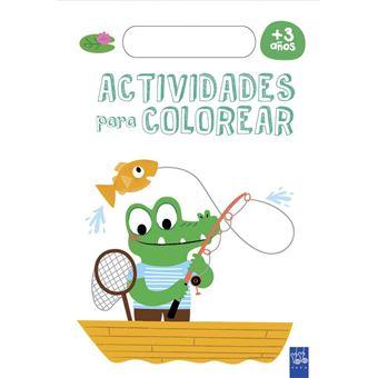 Actividades para colorear +3