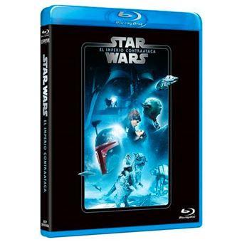 El Imperio Contraataca - Blu-ray