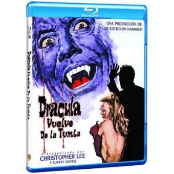 Drácula vuelve de la tumba - Blu-Ray