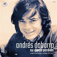 Su disco perdido y sus grabaciones en Belter (1973-1975) - Vinilo