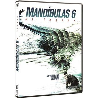 Mandíbulas 6: El Legado
