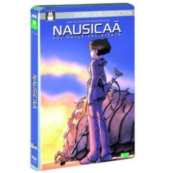 Nausicaä del valle del viento (Edición especial - Estuche metálico) - DVD