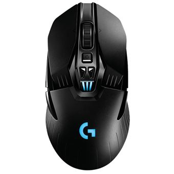 Ratón gaming inalámbrico Logitech G903 LightSpeed Negro