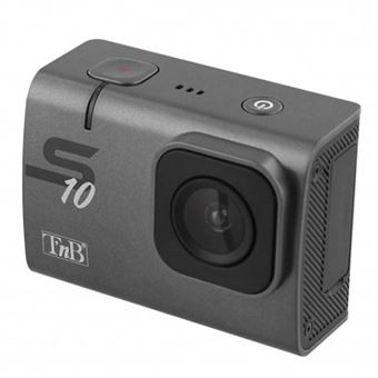 Videocámara Sport T'nB S10 HD Gris