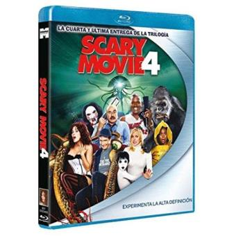 Scary Movie 4 - Blu-Ray