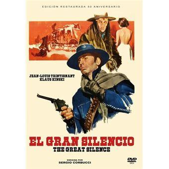 El gran silencio - DVD