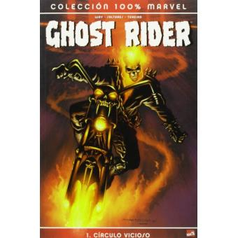 Ghost Rider. Círculo vicioso. 100% Marvel