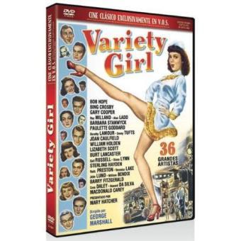 Variety Girl - DVD