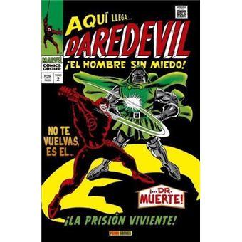 Daredevil 2 La prisión viviente