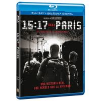 15:17 Tren a París - Blu-Ray