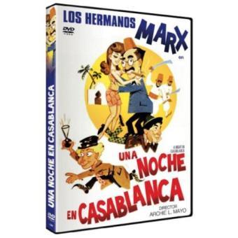 Una noche en Casablanca - DVD
