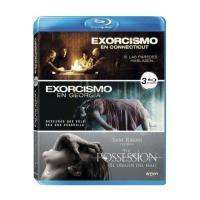 Pack: Exorcismo en Connecticut + Exorcismo en Georgia + The Possession - Blu-Ray