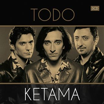 Todo Ketama - 3 CD