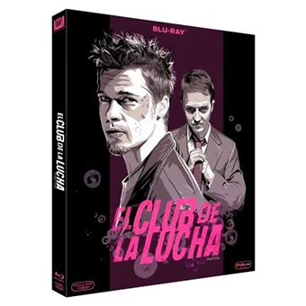 El club de la lucha  Ed. Iconic -Blu-Ray