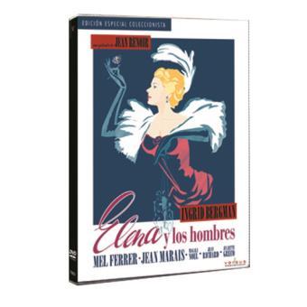 Elena y los hombres V.O.S. + Libro - DVD