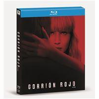 Gorrión Rojo - Blu-Ray - Digibook