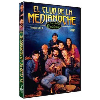 El club de medianoche - Temporada 5 - DVD