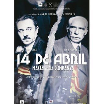 14 de Abril. Macià contra Companys - DVD