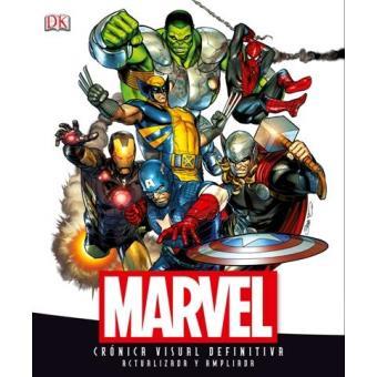 Marvel. Crónica visual definitva