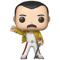 Figura Funko Queen - Freddie Mercury Wembley 1986
