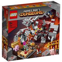 LEGO Minecraft 21163 La Batalla por la Piedra Roja