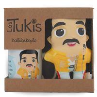 Tuki Pack Freddie Mercury - Taza y Mini Cojín