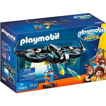 Playmobil The Movie Robotitron con dron