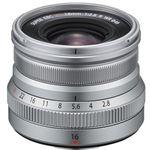 Objetivo Fujinon XF 16mm F2.8 R WR Plat