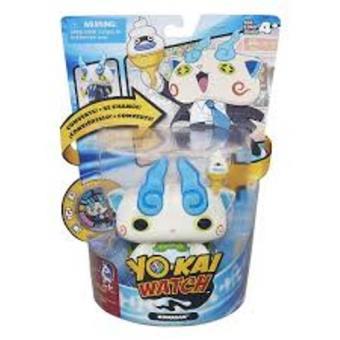 Figuras transformables Yo-Kai  Komasan