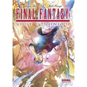 Final Fantasy Lost Stranger 3