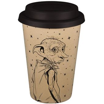 Taza Take Away Harry Potter - Dobby is a free Elf