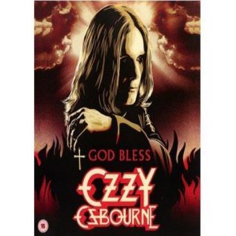 God Bless Ozzy Osbourne (Formato Blu-Ray)