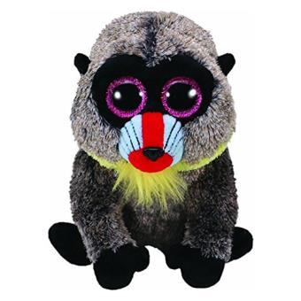 Peluche Beanie Boos Mono babuino Wasabi