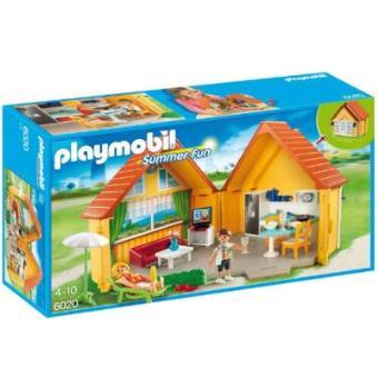 Playmobil Summer Fun Maletín Casa de campo
