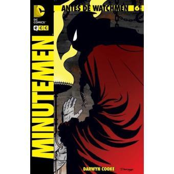 Antes de Watchmen. Minutemen 6