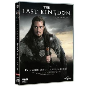 The Last Kingdom  Temporada 1 - DVD